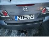 Mazda 6 1,8 vm. 2003