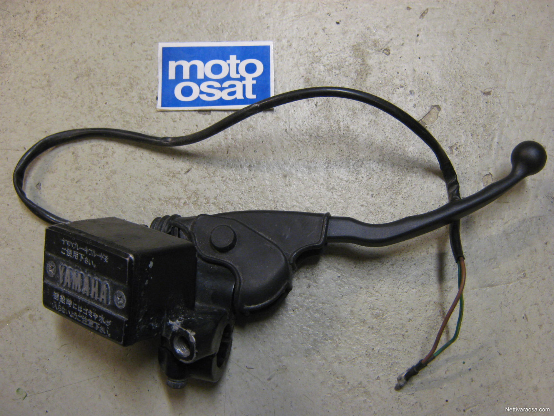 Nettivaraosa Yamaha Xv750 Virago 1986 Mp Osia Motorcycle Spare 750 Wiring