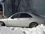 Mercedesbenz 320 s cdi