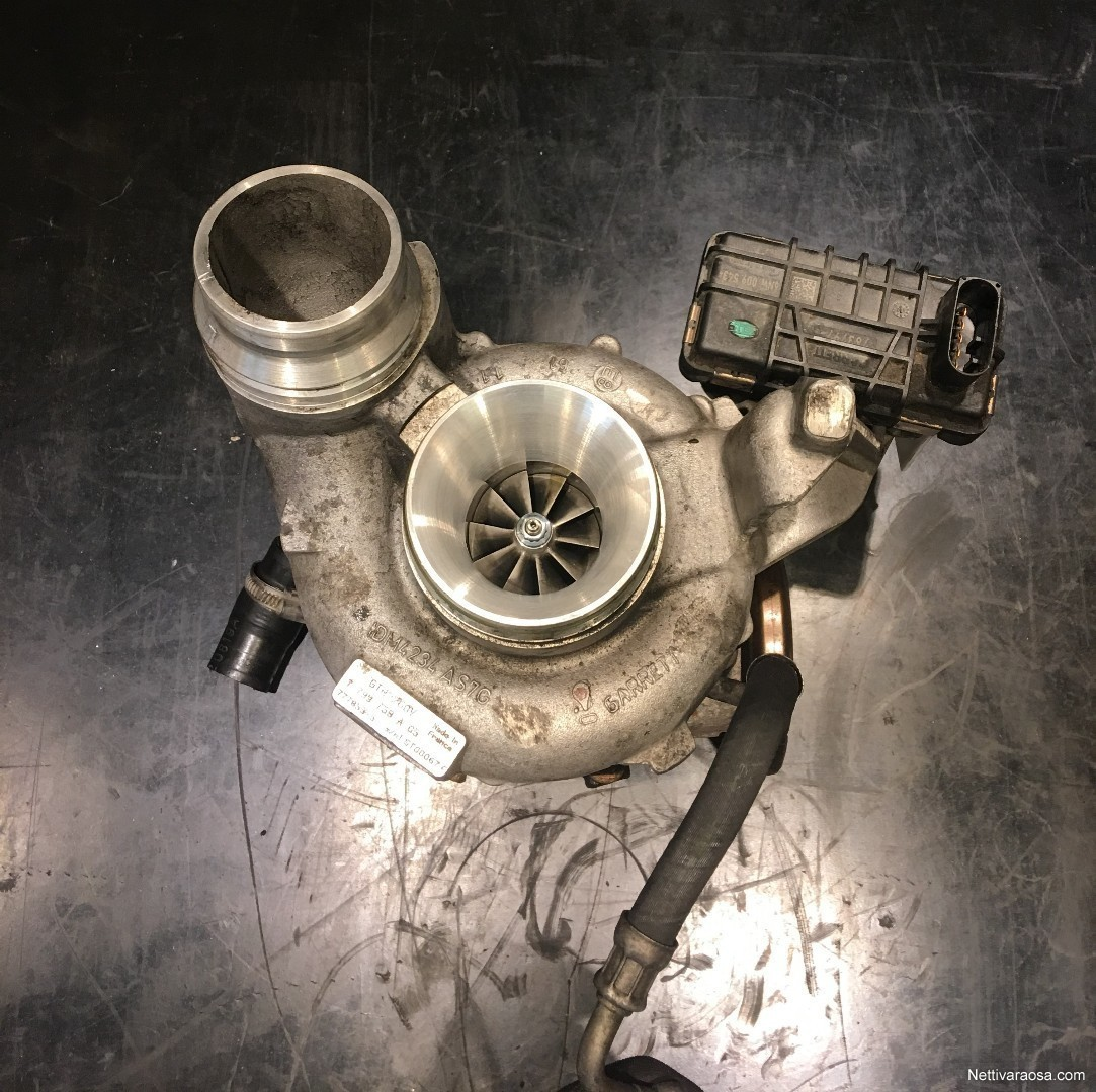BMW E9X F10 F11 N57 2009 - turbo GTB2260v - Car spare parts