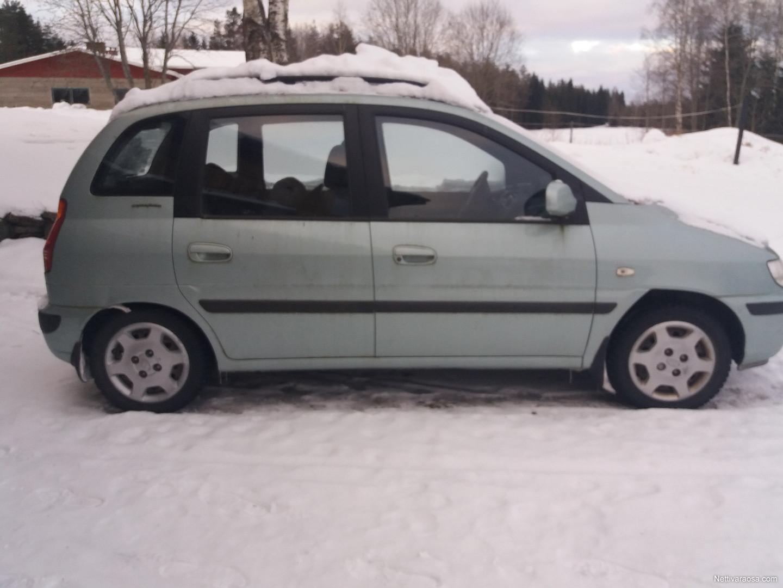 Hyundai hyundai matrix : Nettivaraosa - Hyundai Matrix 2001 - Spare- and crash cars ...