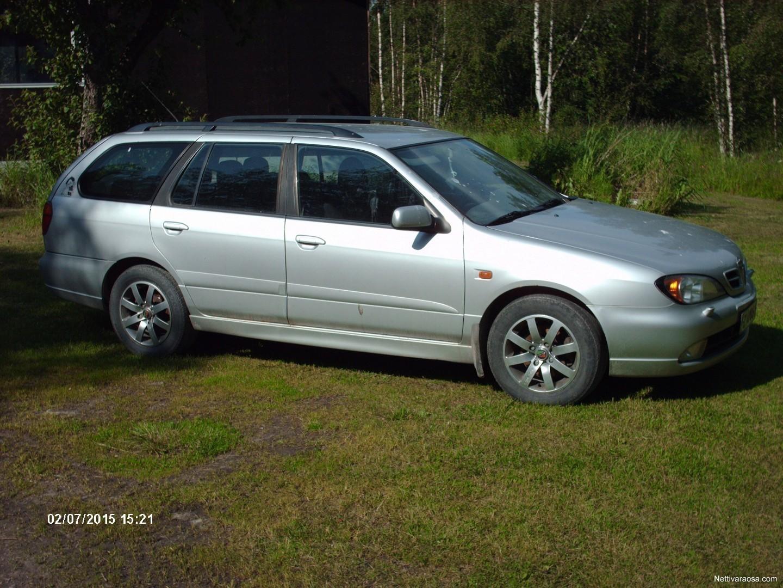 Nettivaraosa - Nissan Primera P11 1,8 2000 - Spare- and crash cars ...