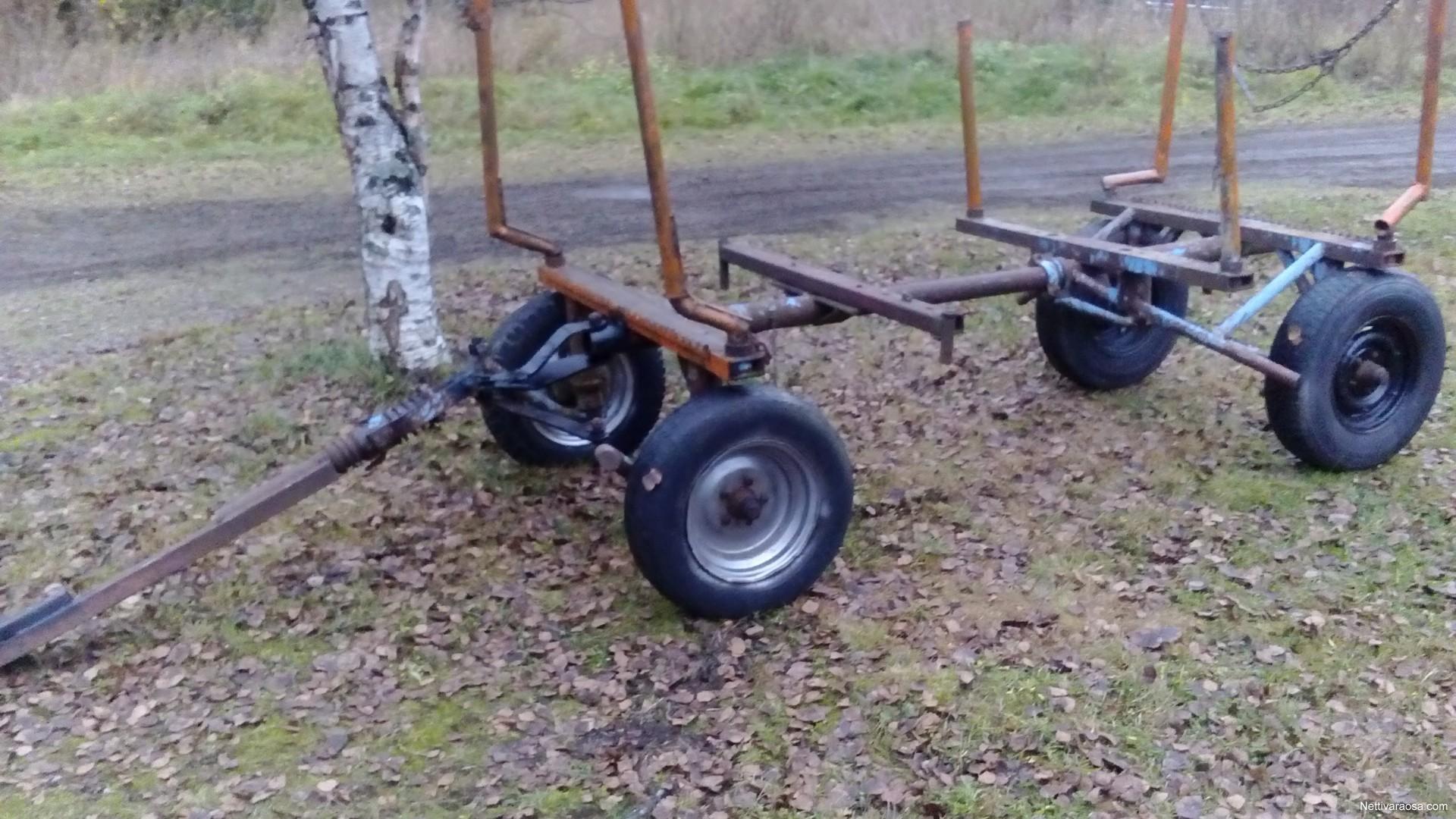 Rankakärry Traktoriin