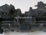 EC700 pumppu Hydraulipumppu