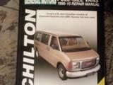 chilton full size vans