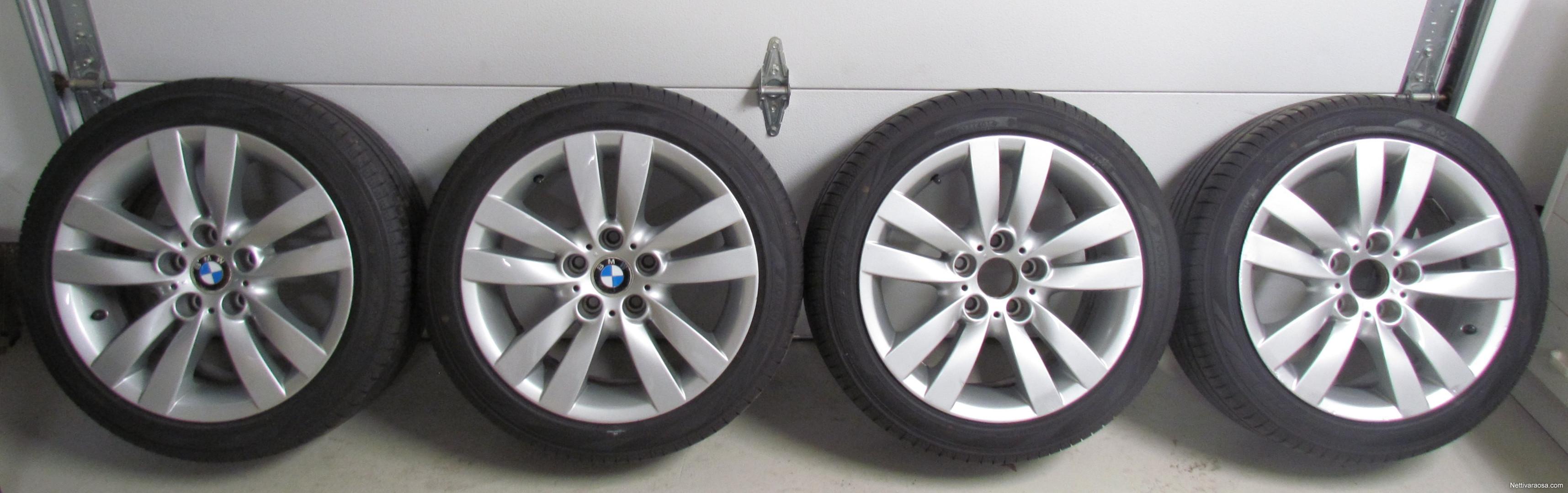 black oem machined rim wheel styles rear with bmw style
