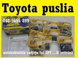 Toyota pusla keskiö spacer