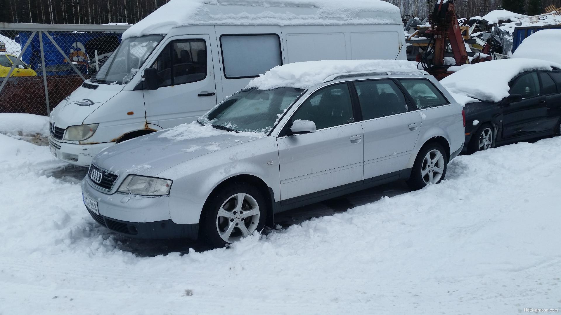 Nettivaraosa Audi A6 2 5tdi Man 1999 Varaosa Ja Kolariautot Nettivaraosa