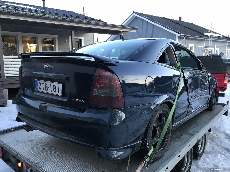 Nettivaraosa opel astra 2001 coupe bertone 2 2 auton - Opel astra coupe bertone fiche technique ...