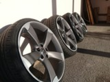 WSP Audi Rotor