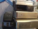 Sony, jvc,  CD makasiinit