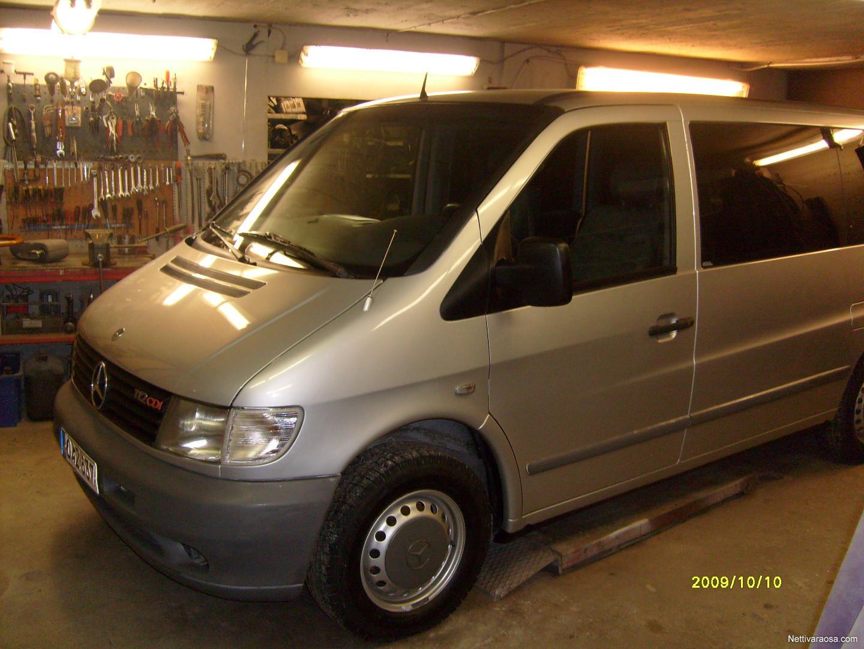 Nettivaraosa - Mercedes-Benz Vito 2000 - W638 - Varaosa ...