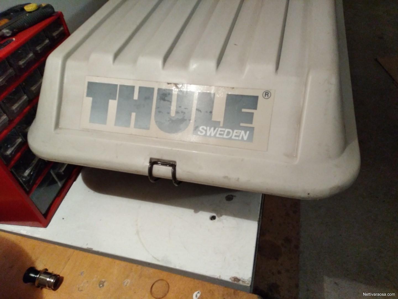 Nettivaraosa - Thule Combi 250 - Ajoneuvon lisävarusteet ...