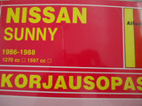 nissan sunny  1270cc-1597cc
