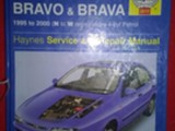 Fiat 182 HAYNES Bravo Brava