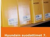 Hyundai kaivinkoneet