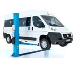 2-Pilarinosturi Eurolift 4.2t