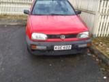 VW GOLF 1.8