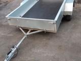 Alumiinikärry 245x140