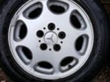 Mercedes 8-reikäiset