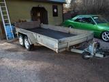 Truck-trail 2000kg