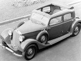 Mercedes  benz  290 W142 saloon
