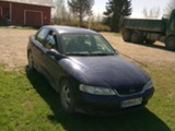 Opel Vectra cdx 2.0