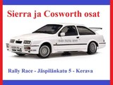 Sierra OHC ja Cosworth