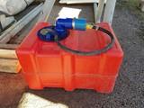 Marine Plastic Bensatankki 42l