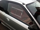 Mitsubishi Evo Polykarbonaatti