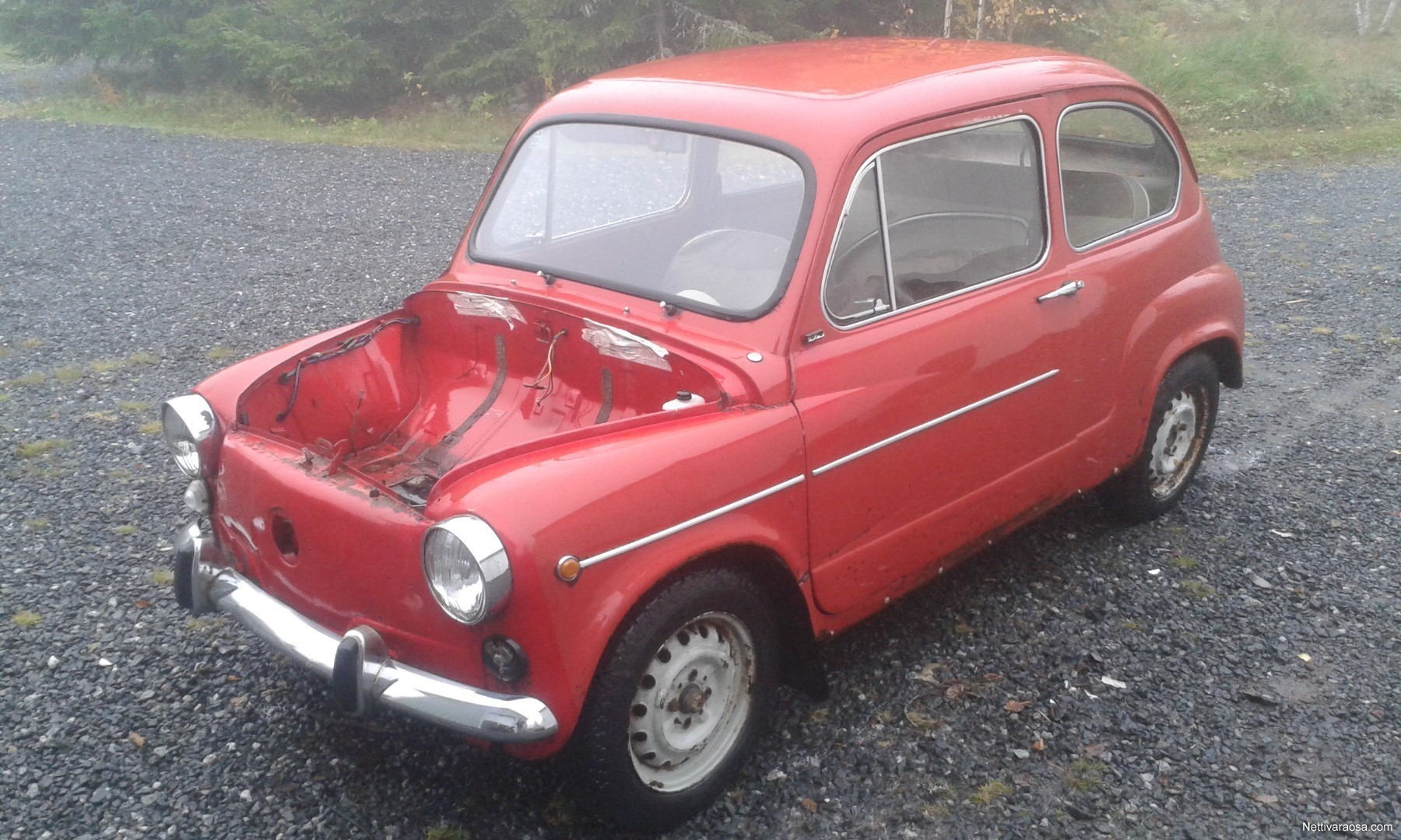 Used 1971 Fiat 600 for sale in Surrey | Pistonheads |Fiat 600 1971