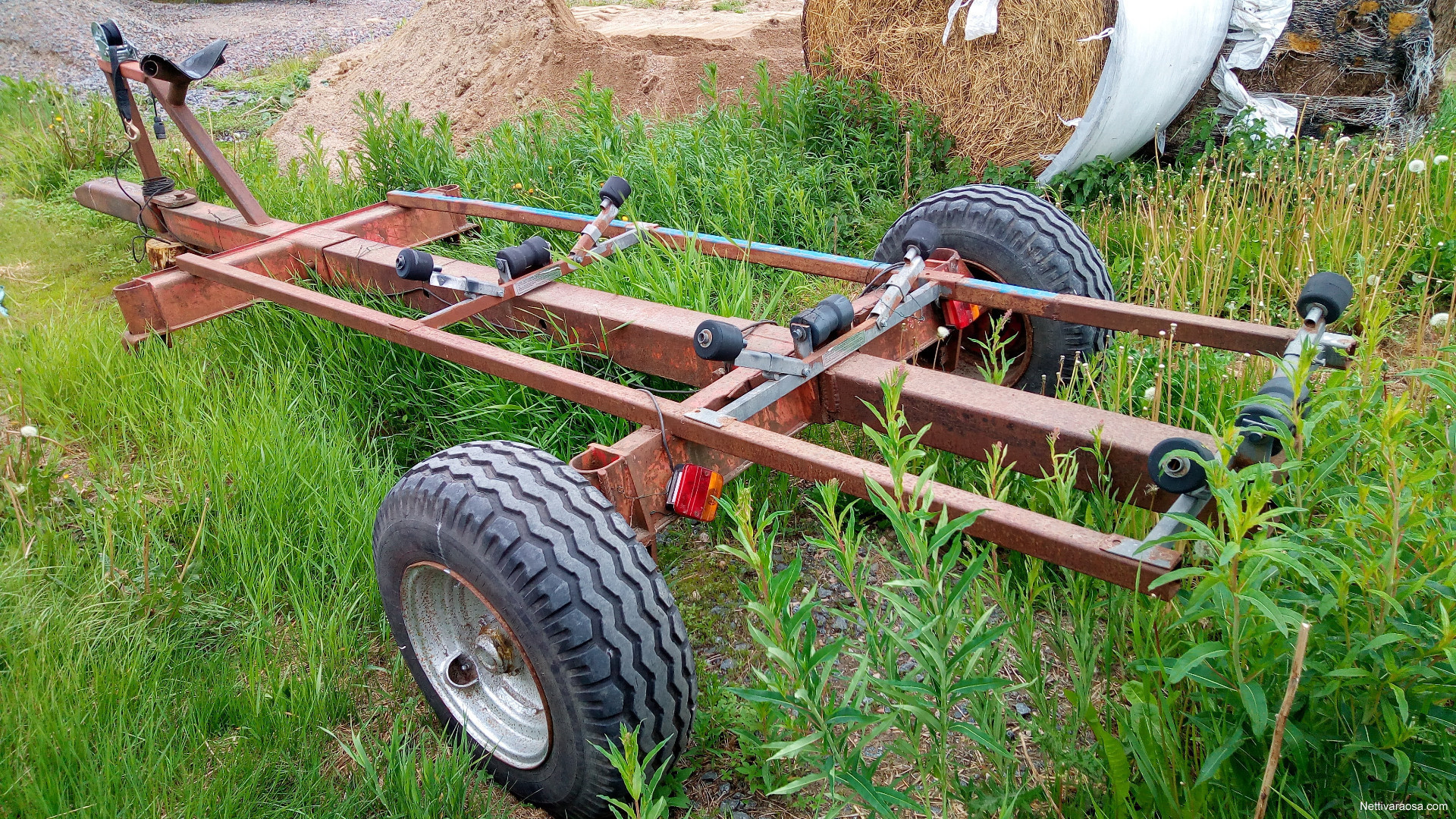 Traktori Varaosat