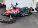 Polaris IQ 600 CFI Switchback