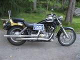 Yamaha XVS 125