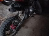 Samurai 110cc