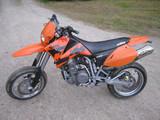 KTM SMC 660 LC4