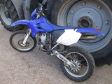 YAMAHA WR 450 -04