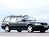 Volkswagen Passat 3B