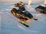 Polaris XC600 SP X Edge