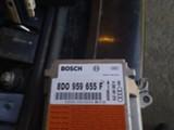 Audi A4  Airbag ohjain