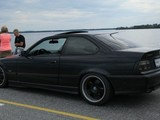 BMW e36 coupe