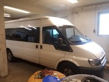 All car parts FORD TRANSIT