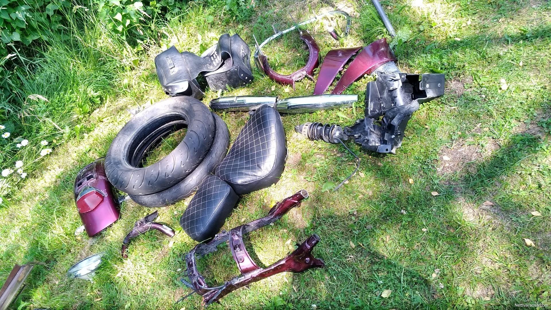 Nettivaraosa Honda Vt600 Shadow 1994 Motorcycle Spare Parts And 1992 Enlarge Image