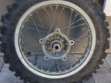 KTM 65 SX takavanne