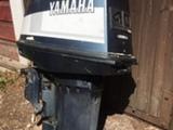 Yamaha 40 keskiosa