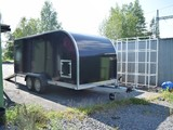 MPS-trailer MPS 5000 Black
