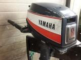 Yamaha 8 hv osina tai kokon