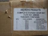 Andrews gearset