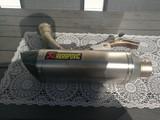 Akrapovic KTM Duke 125