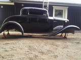 Ford 3 window cupe